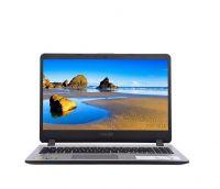 """ASUS X507UF-EJ079T I7(8550U)/ 4GB/ 1TB/ VGA GF MX130 2GB/ Khe M2 MR/ 15.6"""" FHD/ Win 10/ Xám, nhựa"""