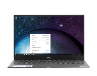 "DELL XPS 13 7390-70197462 I5(10210U)/ 8GB/ SSD 256G/ 13.3"" FHD/ Led KB/ Win 10/ Bạc, nhôm"
