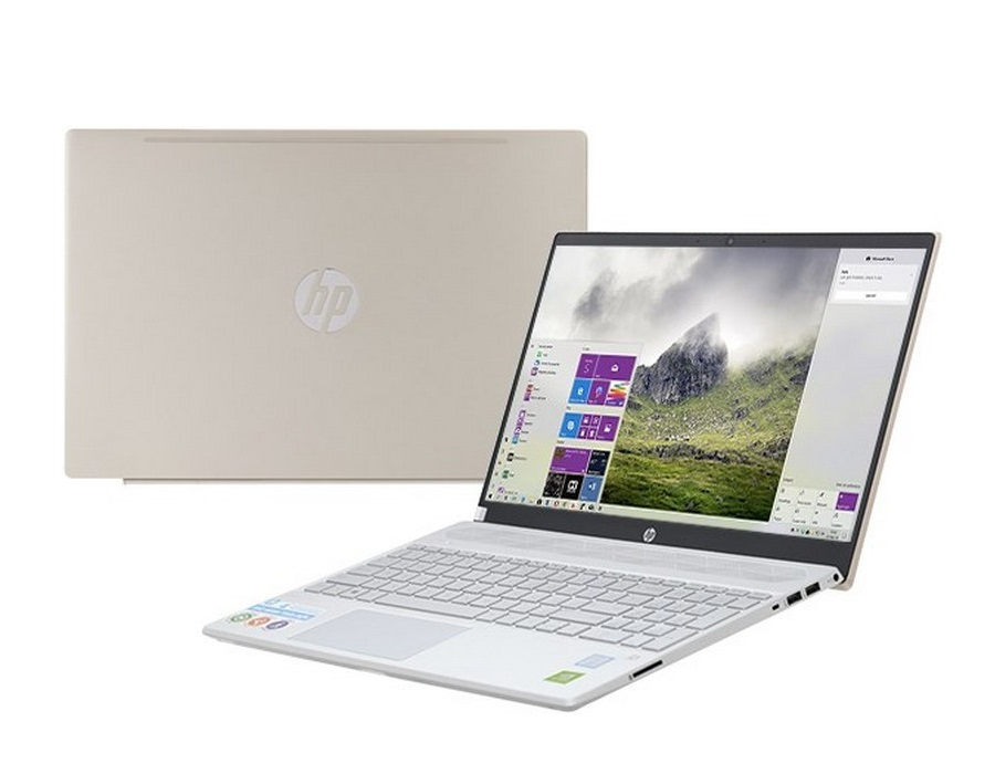 "HP PAVILION 15-CS2056TX I5(8265U)/ 4GB/ 1TB/ VGA 2GB MX130/ 15.6"" FHD/ Win 10/ Gold, nhôm"