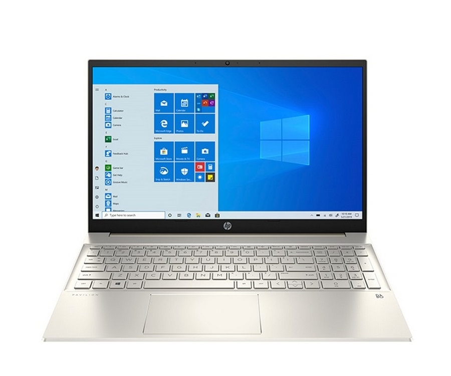 "HP PAVILION 15-EG0072TU I7(1165G7)/ 8GB/ SSD 512GB/ 15.6"" FHD/ Win 10 + Office/ Gold, nhôm"