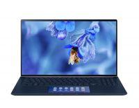 """Asus Zenbook UX534FTC-A9168T I5(10210U)/ 8GB/ SSD 512GB/ VGA GTX1650 4GB/ 15,6"""" FHD, IPS/ Win 10/ Xanh ngọc, nhôm"""