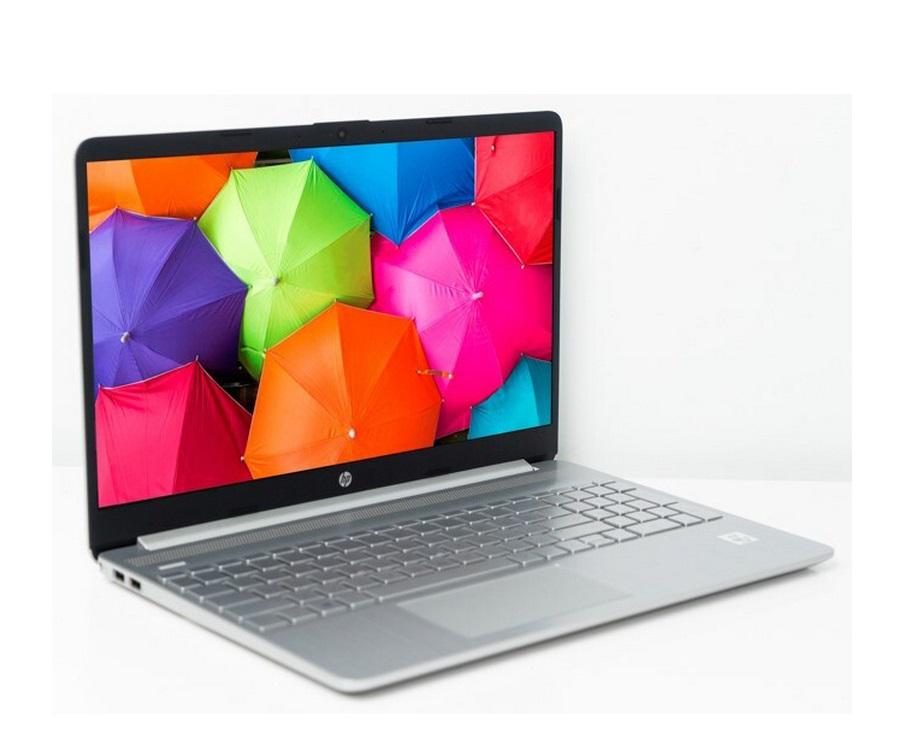 """HP 15S-FQ2558TU I7(1165G7)/ 8GB/ SSD 512GB/ 15.6"""" HD/ Win 10/ Silver, nhựa"""