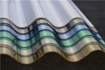 Tấm lợp polycarbonate dạng lượn sóng