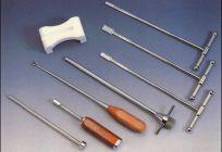 Bộ dụng cụ phẫu thuật