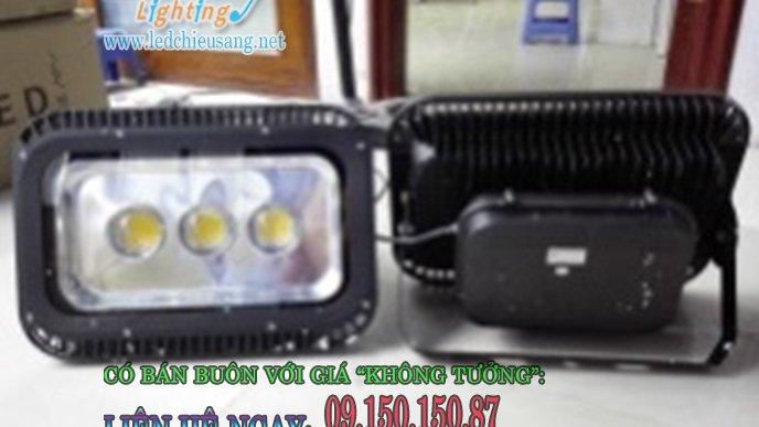 Đèn LED hắt pha 150W / 0.75 mắt lồi thấu kính