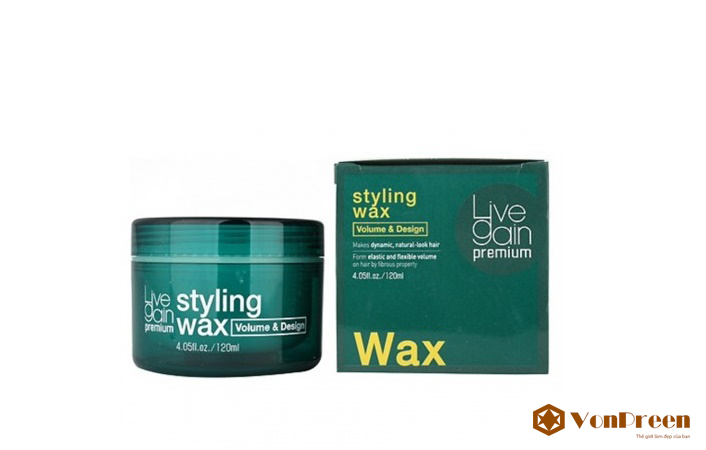 sap-mem-livegain-Premium-stying-wax