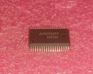 M63993FP SSOP36 IC driver, HIGH VOLTAGE 3PHASE BRIDGE DRIVER