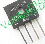 GBU808  8A 800V