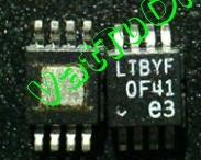 LT3489EMS8E LTBYF MSOP8 IC nguồn DC/DC Converter with 2.5A Switch and Soft-Start