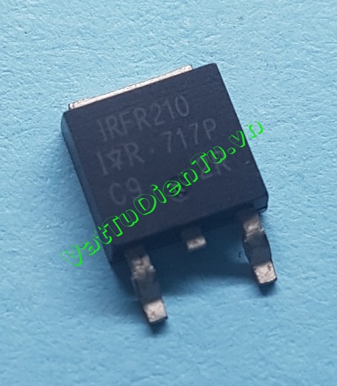 IRFR210 FR210 TO252 N Mosfet 2.6A 200V