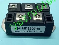 MDS200-16 Cầu chỉnh lưu 3 pha