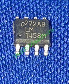 LM1458M-UTA