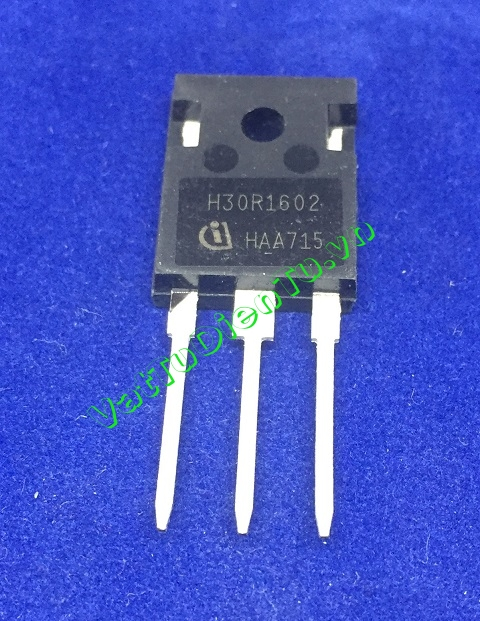 H30R1602 IGBT TO247 30A 1600V