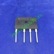 D20SB 80 D20SB80 Diode cầu chình lưu 20A 800V