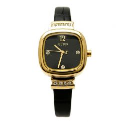 Đồng hồ nữ dây da thời trang Julius TAJU1067 -365