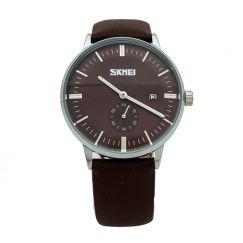 Đồng hồ nam SKMEI dây da chống nước TASK092