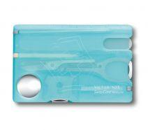 Dụng cụ đa năng Victorinox Nailcare màu xanh, 0.7240.T21