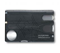 Bộ dụng cụ Victorinox Swisscard Nailcare màu đen, 0.7240.T3