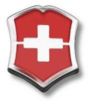 Huy hiệu Victorinox 4.1888.3 màu đỏ