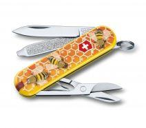 Dụng cụ Victorinox Classic Honey Bee, 0.6223.L1702