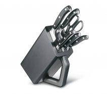 Bộ dụng cụ làm bếp chuyên nghiệp Victorinox 7.7243.6 màu đen