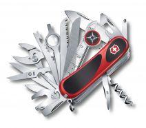 Dụng cụ đa năng Victorinox EvoGrip S54 đen đỏ, 2.5393.SC
