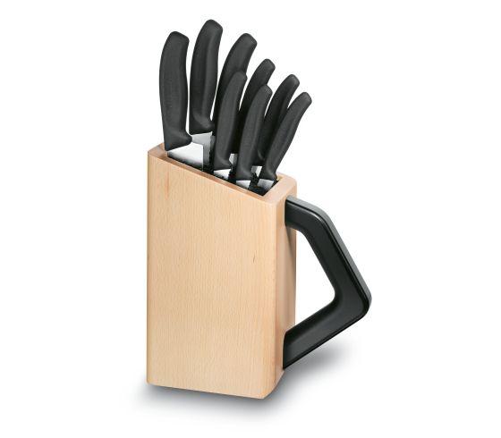 Bộ dụng cụ nhà bếp chuyên nghiệp Victorinox 6.7173.8 gồm 8 món