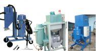 Máy hút hạt, gom hạt công nghiệp Hitdetech Gh-004