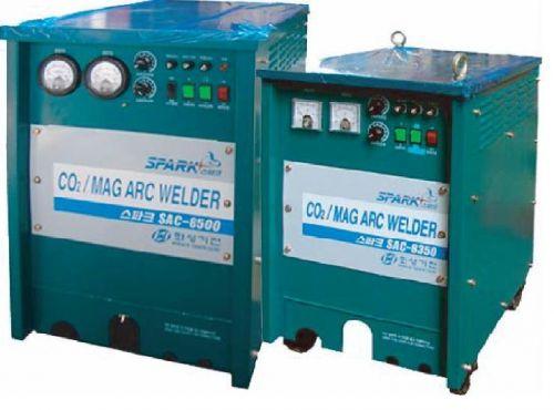 Máy hàn SPARK  do Hàn Quốc sản xuất