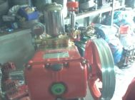 Máy phun rửa áp lực LS00, 1/2HP