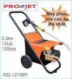 Máy rửa xe áp lực cao Projet P22-1508