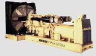 Máy phát điện Kohler KD165