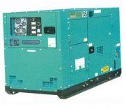 Máy phát điện DENYO DCA - 35SPK