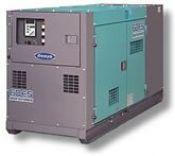 Máy phát điện DENYO DCA-60SPI 50 KVA