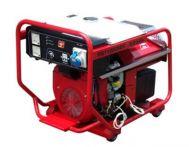 Máy phát điện Hữu Toàn HG 16000TDX (Xăng trần)