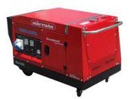 Máy phát điện Hữu Toàn HK16000SDX- 1 Pha (Vỏ chống ồn)