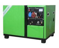 Máy phát điện GREENPOWER-TRANSMECO CC5000–D–LPG (vỏ chống ồn)