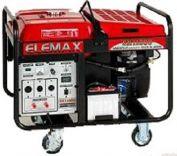 Máy phát điện Elemax SHT115000