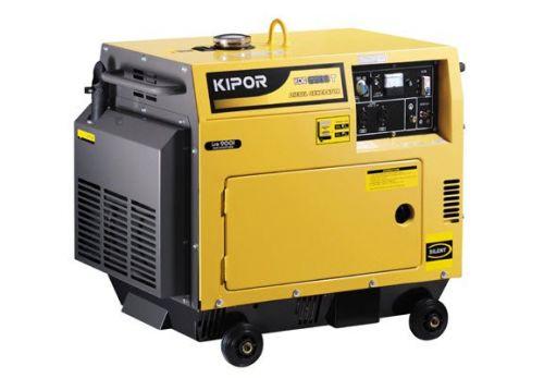 Máy phát điện KIPOR KDE 6700TA