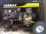 Máy phát điện YARMAX YM6500E-B
