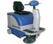 Máy quét rác ngồi lái Fiorentini Mini Sweeper
