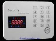 Thiết bị báo trộm Naga GSM-02AL
