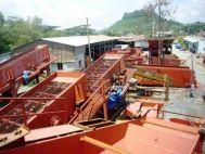 Máy nghiền sàng đá công suất 350 tấn/giờ