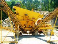 Máy nghiền sàng đá công suất 75 tấn/giờ