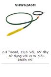 dây đầm dùi Micon Multiqui VHW62A6M