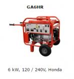 Máy phát điện Multiquip GA6HR