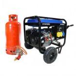 Máy phát điện Hyundai HY9000LEK-LPG