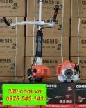 máy cắt cỏ cầm tay genesis GS-330T