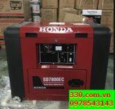 Máy phát điện   SD 7800 EC DIESEL