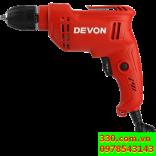 Máy khoan điện DEVON 1818-6-10HE KLE 10mm-600W